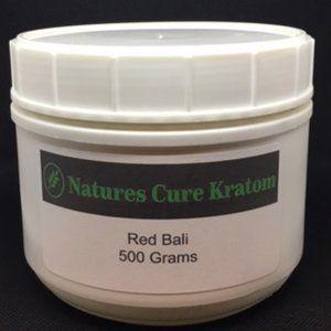 Kratom  Powder   500 Grams   Red Bali